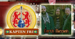Kapten Fri och Earth Messiah på Ti Amo Scen i Stenungsund