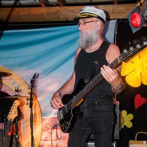 Peter Årnes i bandet Kapten Fri