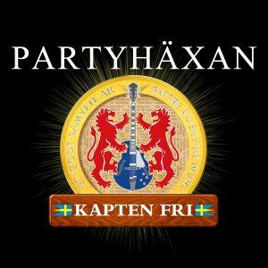 Kapten Fri - Partyhäxan