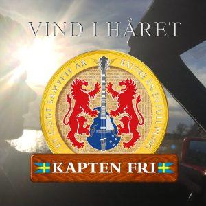 Kapten Fri - Vind i Håret